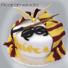 harry potter, tarta pelicula,