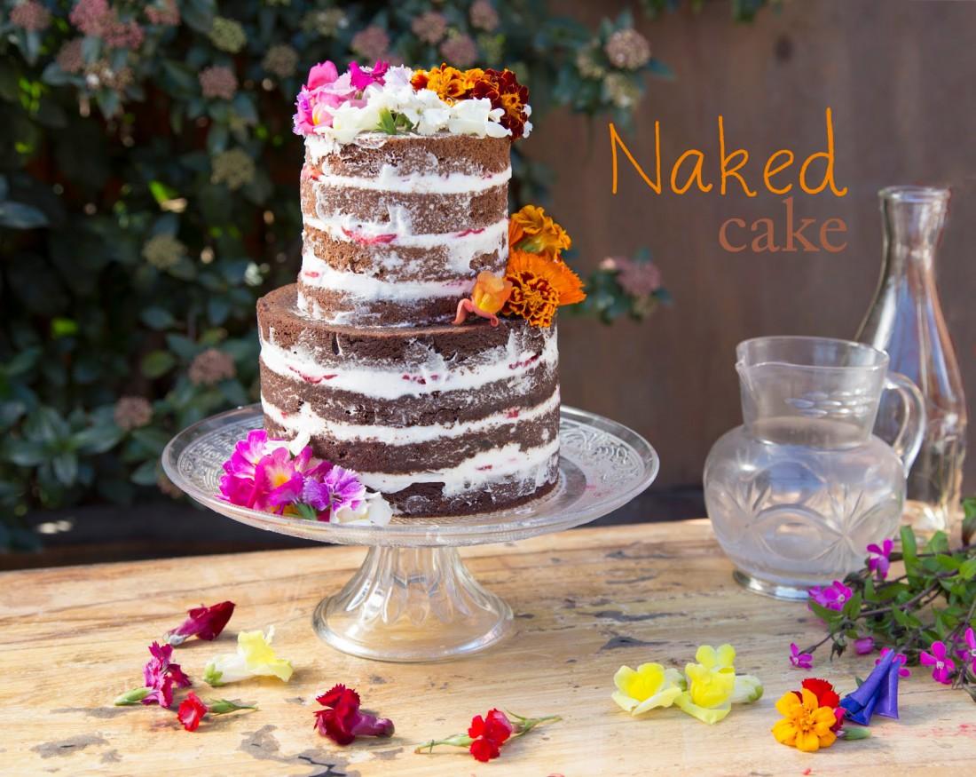 naked cake tarta, nakedcake, tarta naked, tarta boda, flores comestible, tarta desnuda, tarta nueva