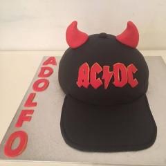 acdc, tarta rock