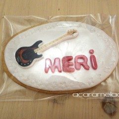 galleta guitarra