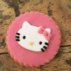 galleta hello kitty