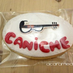 galleta violin