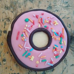 galleta donuts