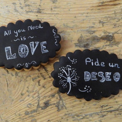 all you need is love, pide un deseo, galletas pintadas, galletas decoradas