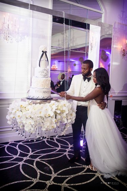 Shaq + Drew's Jamaican wedding at the Lakeside at Gramercy Bridal Asst Selina Howard of Vainglorious Brides #shaqanddrewsayido Photo credit: © Petronella Photography http://bypetronella.com